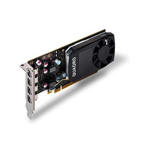 pny tarjeta grafica cuda 384 nvidia quadro p600 2gb gddr5