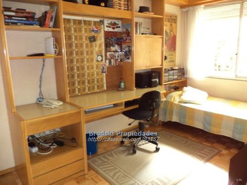 pocitos venta apartamento de 4 dormitorios con amenities