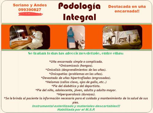 podologìa clínica