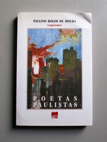 poetas paulistas - paulino rolim de moura
