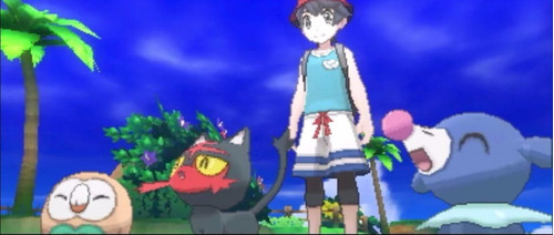 pokémon ultra moon código original nintendo 3ds