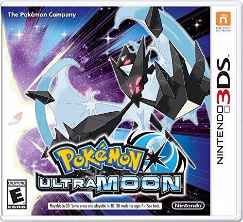 pokemon ultra moon - nintendo 3ds - xuruguay
