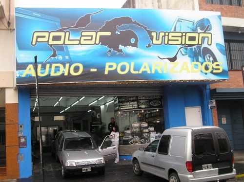 polarizado de ventanas o franja u.s.a. 5 años de garantia