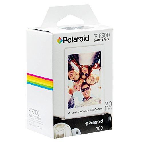 polaroid pic 300 instant film 20 pack photographic film
