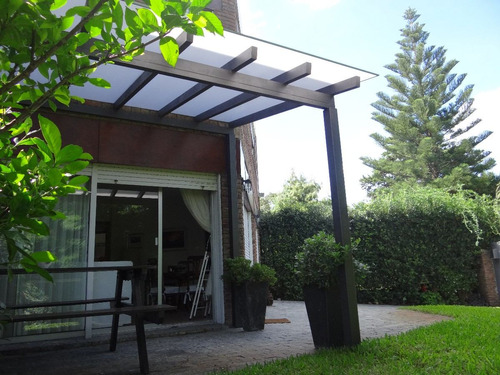 policarbonato - techos livianos - pérgolas