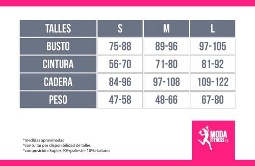 pollera short falda fitness deporte lycra calidad brasileña
