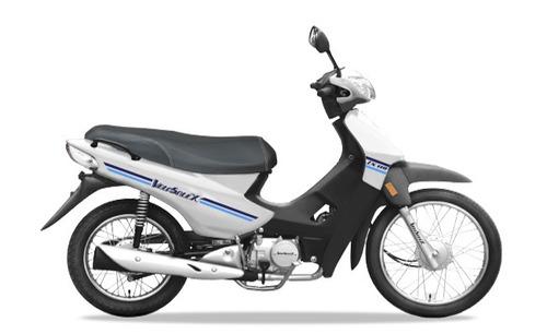pollerita eco  cc110 velosolex, moto, económica, financiada