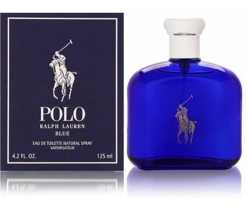 polo blue 125ml original sellado