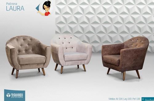 poltrona sofa 1 cuerpo sillon butaca sillones vintage retro