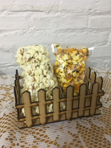pop corn dulce o salado