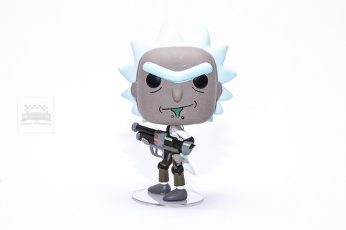 pop rick weaponized (rick and morty) 172