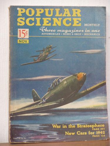 popular science noviembre de 1941