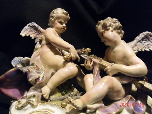 porcelana meissen circa 1750