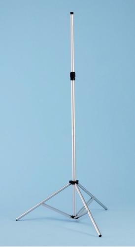 porta banner 1,80m c/ tubo grosso suporte tripé pa1180