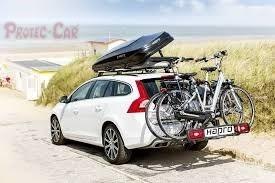 porta bicicleta para 3  hapro - holandés