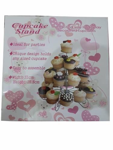 porta cupcake stand cupcakes metalico calidad ®