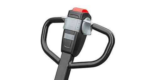 porta pallet autoelevador zorra portapallet electrico litio