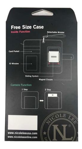 portacelular dama nicole lee ultimos modelos!! hp6617
