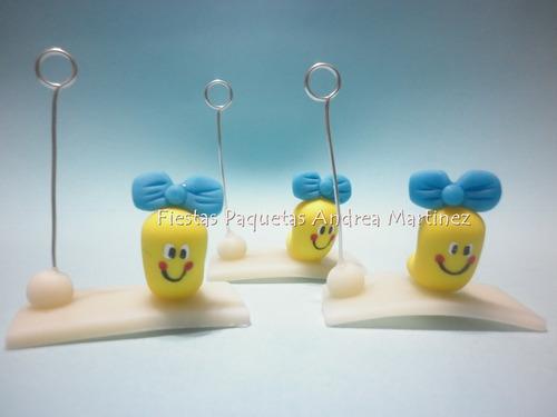portamensajes souvenirs cotillon pocoyo y sus amigos !!!