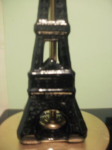 portátil en cerámica torre eiffel