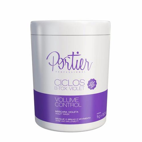 portier ciclos botox violet matizador 1kg
