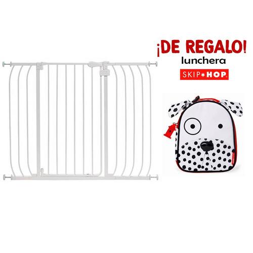 portón de seguridad para niños altura xl summer + regalo
