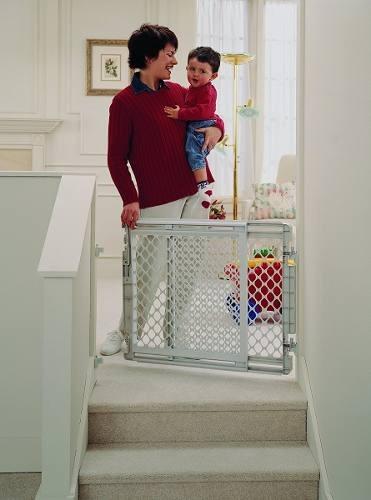 portón northstates gris - bebés y niños