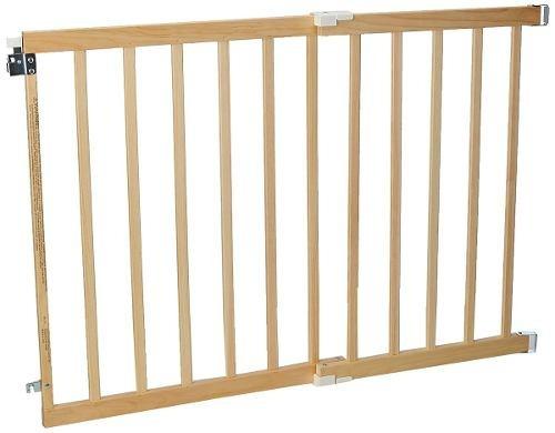 portón northstates madera - bebés y niños