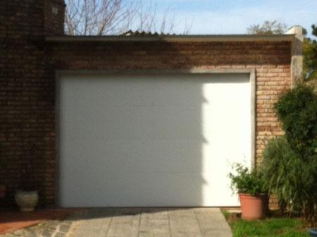 portón seccional origen usa