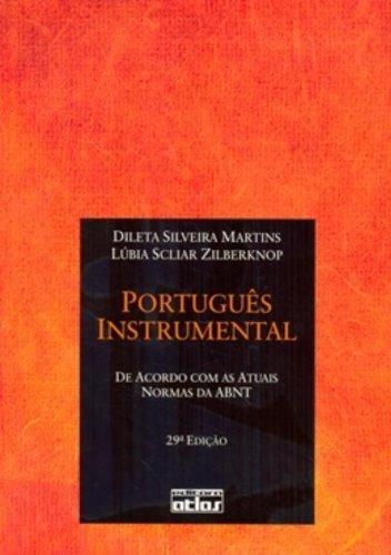 português instrumental de acordo com as normas atuais da abn