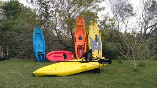 posa caña para kayaks seaflo uruguay