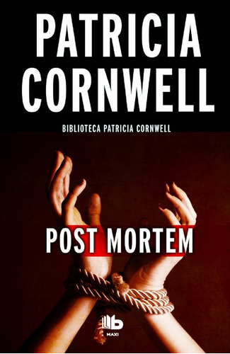 post mortem - patricia cornwell