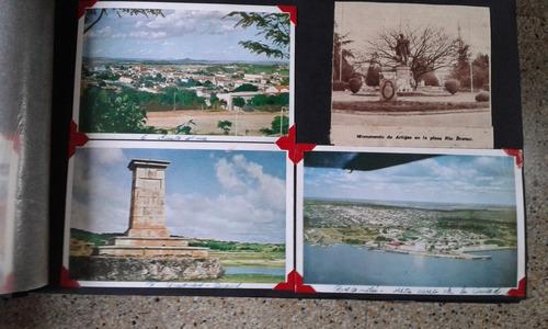 postal antigua paysandu rivera ( santa ana ) y rocha uruguay