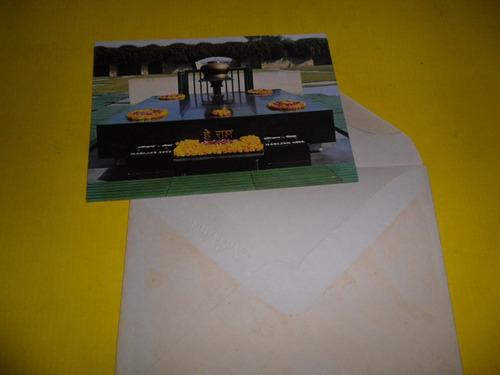 postal india rajghat delhi mfg by sunder sales kandivali