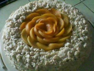 postre/torta chaja - carol's delicias