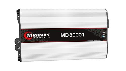 potencia taramps md 8000 modelo nuevo!!!