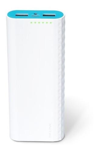 power bank cargador portatil tp-link 15600mah - lidertek