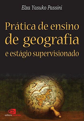 pratica de ensino de geografia de passaini elza yasuko