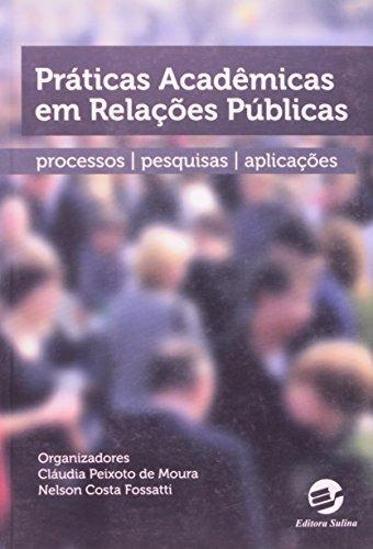práticas acadêmicas em relações públicas processos pesquisas
