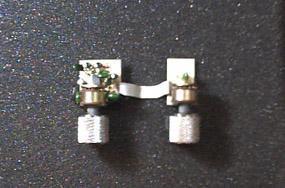 preamp, circuito  activo para bajos con control de tono