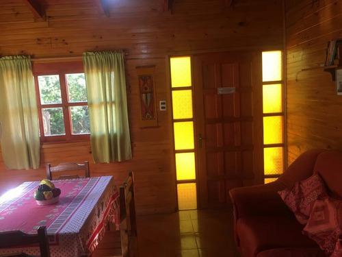 preciosa cabaña en termas dayman. a dos cuadras de termas