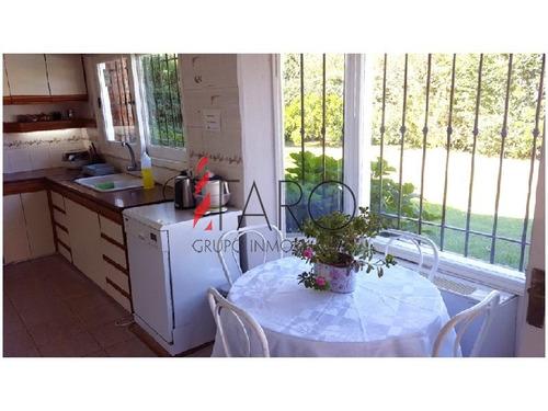 preciosa casa en venta , 3 dormitorios , ideal para vivir todo el año!  - ref: 36156