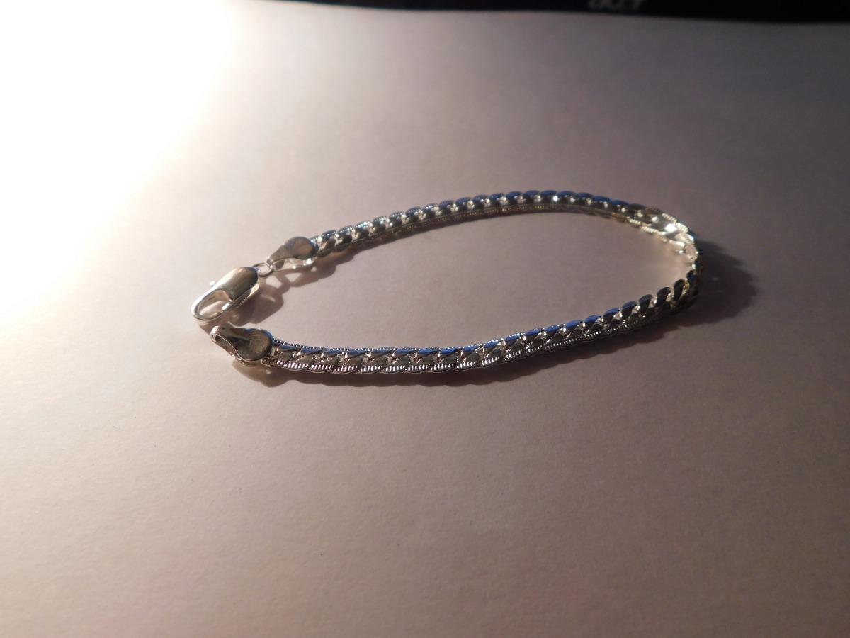 820b63b994ea preciosa pulsera trabajada en plata 925 sellada. Cargando zoom.