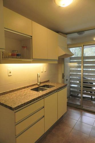 precioso apartamento 1 dormitorio - punta carretas.