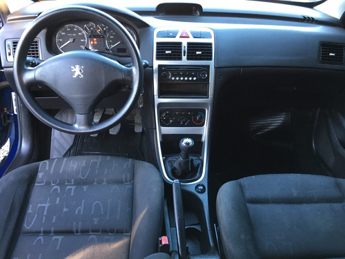 precioso peugeot 307 1.6 sedan full año  2007 al dia total