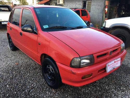 precioso !!!  suzuki alto sedan 1.0 año 2000 al dia total
