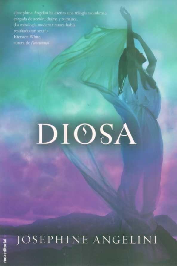 saga predestinados diosa