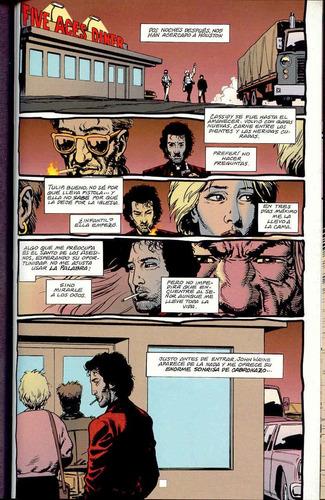 predicador volumen 1 : rumbo a texas - comic