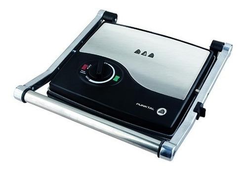 prensa grill sandwichera punktal 1400w pk-pr88