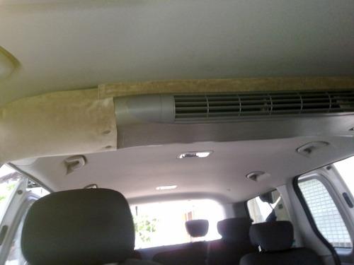 preparación de aire acondicionado y carga $ 2000